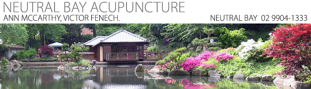 Neutral Bay Acupuncture
